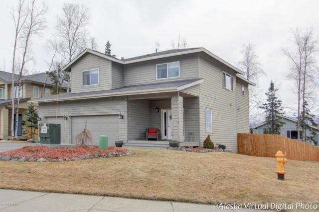 16100 Stineburg Drive, Eagle River, AK 99577 (MLS #18-6282) :: Channer Realty Group