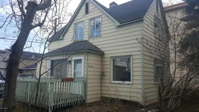 424 N Flower Street, Anchorage, AK 99504 (MLS #18-6892) :: Team Dimmick