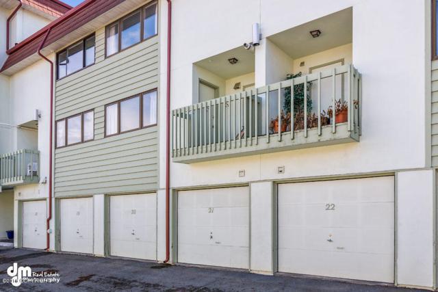 400 E 24th Avenue #22, Anchorage, AK 99503 (MLS #18-7133) :: Northern Edge Real Estate, LLC