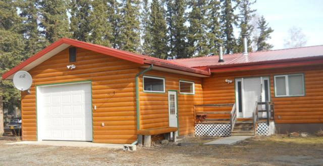 4366 Lakeview Drive, Delta Junction, AK 99737 (MLS #18-7347) :: Team Dimmick