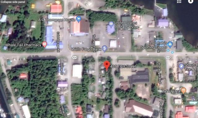 405 T&H Street, Craig, AK 99921 (MLS #18-7765) :: Team Dimmick