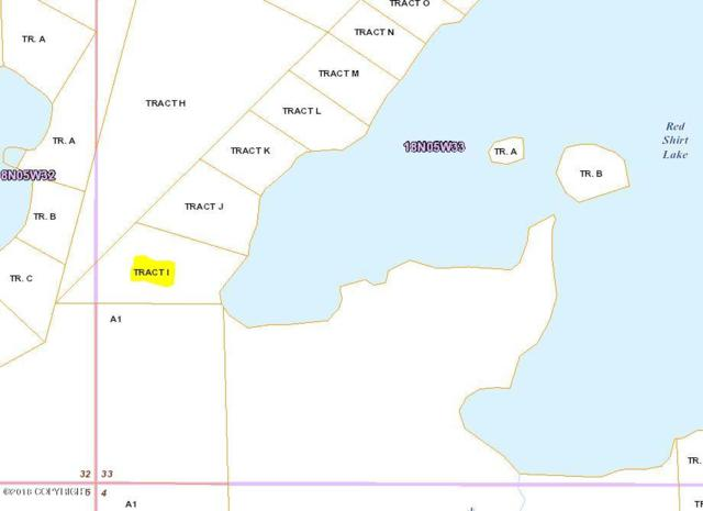 Tr I No Road, Willow, AK 99688 (MLS #18-7873) :: Team Dimmick