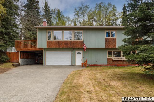 8511 Pluto Drive, Anchorage, AK 99507 (MLS #18-7974) :: Team Dimmick