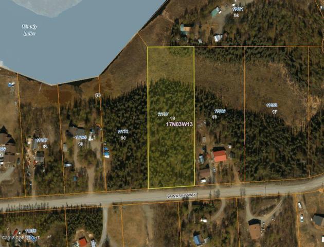 11137 Wasey Way, Houston, AK 99652 (MLS #18-8241) :: RMG Real Estate Network | Keller Williams Realty Alaska Group