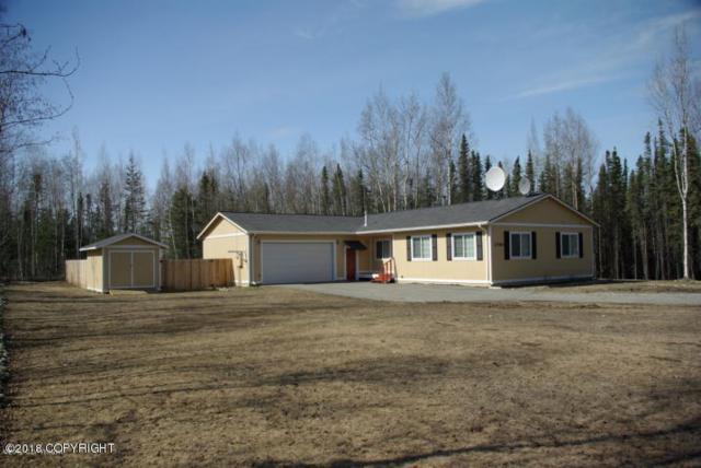 2580 N Trails End Circle, Wasilla, AK 99623 (MLS #18-8253) :: Northern Edge Real Estate, LLC