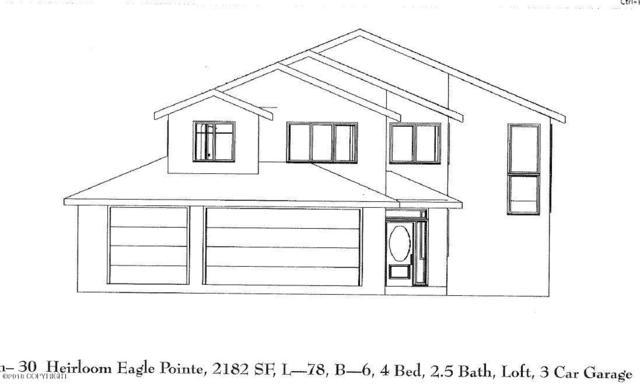 L78 B6 Turlock Drive, Eagle River, AK 99577 (MLS #18-8611) :: Channer Realty Group