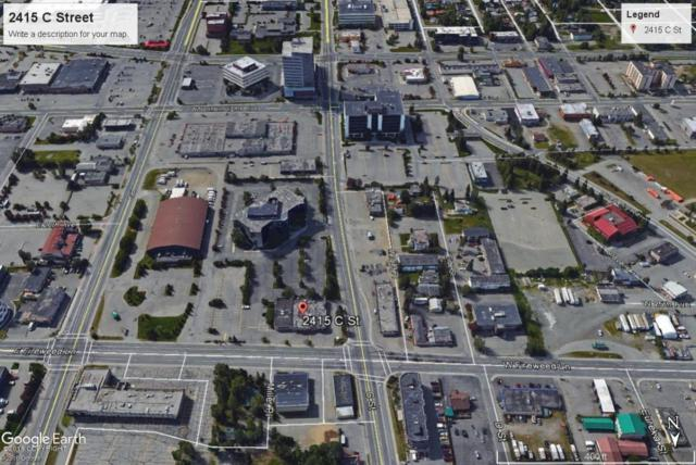 2415 C Street, Anchorage, AK 99503 (MLS #18-9915) :: RMG Real Estate Network | Keller Williams Realty Alaska Group