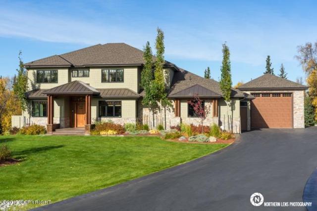5287 Heritage Heights Drive, Anchorage, AK 99516 (MLS #18-998) :: Real Estate eXchange