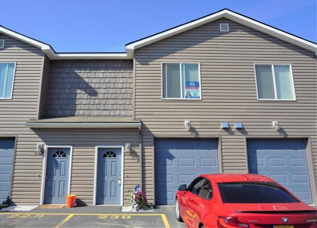 4505 Campbell Park Loop #23, Anchorage, AK 99507 (MLS #19-10229) :: RMG Real Estate Network | Keller Williams Realty Alaska Group