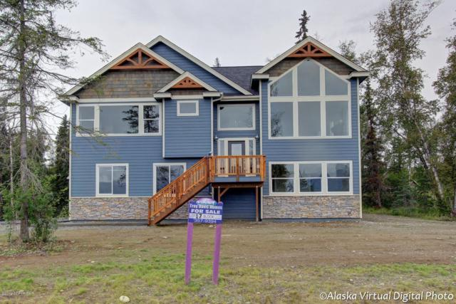 12600 Golden Eagle Drive, Eagle River, AK 99577 (MLS #19-10288) :: The Adrian Jaime Group | Keller Williams Realty Alaska