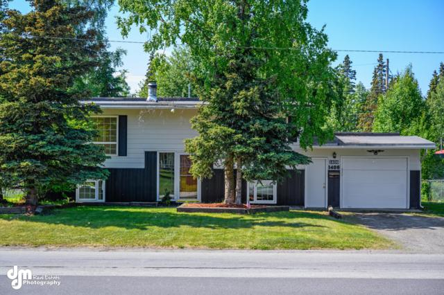 1406 Patterson Street, Anchorage, AK 99504 (MLS #19-10334) :: RMG Real Estate Network | Keller Williams Realty Alaska Group