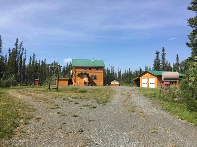 Mi 8 Tok Cutoff, Gakona, AK 99586 (MLS #19-10522) :: RMG Real Estate Network | Keller Williams Realty Alaska Group