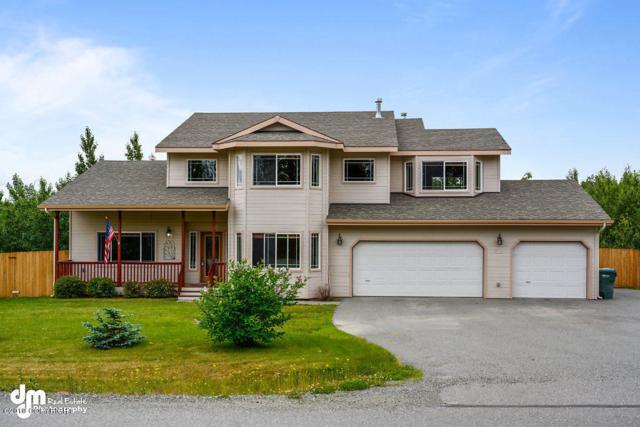 318 S Vickie Circle, Palmer, AK 99645 (MLS #19-10554) :: RMG Real Estate Network | Keller Williams Realty Alaska Group