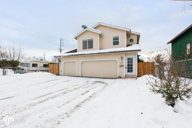 928 E 8th Avenue, Anchorage, AK 99501 (MLS #19-1152) :: The Adrian Jaime Group | Keller Williams Realty Alaska