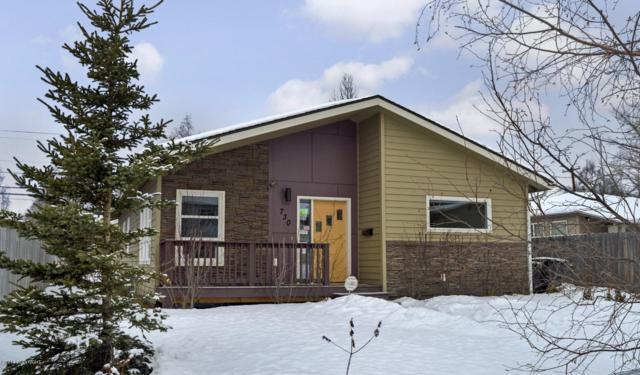 730 N Flower Street, Anchorage, AK 99508 (MLS #19-1161) :: The Huntley Owen Team
