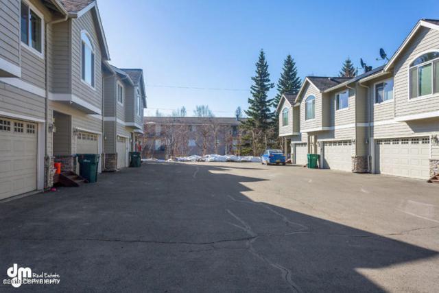1018 W 75th Avenue #8, Anchorage, AK 99518 (MLS #19-11756) :: Team Dimmick