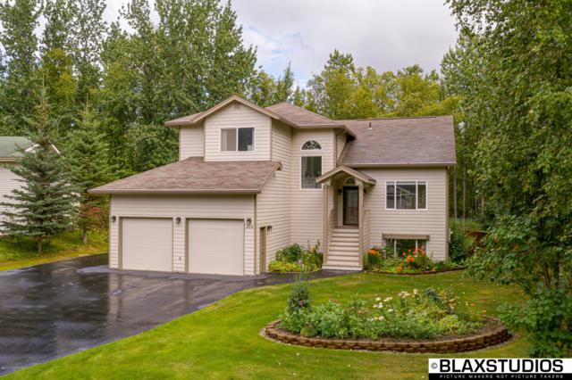 218 E Bridge Stone Drive, Wasilla, AK 99654 (MLS #19-11956) :: RMG Real Estate Network | Keller Williams Realty Alaska Group