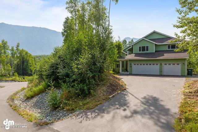 22700 Whispering Birch Drive, Chugiak, AK 99567 (MLS #19-12194) :: Core Real Estate Group