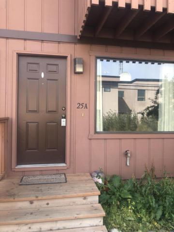 4511 Folker Street #25A, Anchorage, AK 99507 (MLS #19-12969) :: Team Dimmick