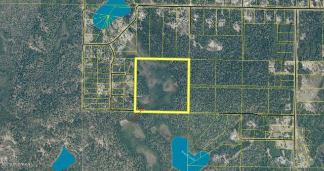 40 acres Jackson Avenue, Soldotna, AK 99669 (MLS #19-13124) :: Wolf Real Estate Professionals