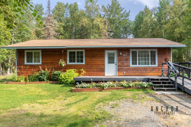 755 E Susitna Drive, Wasilla, AK 99654 (MLS #19-13201) :: RMG Real Estate Network | Keller Williams Realty Alaska Group