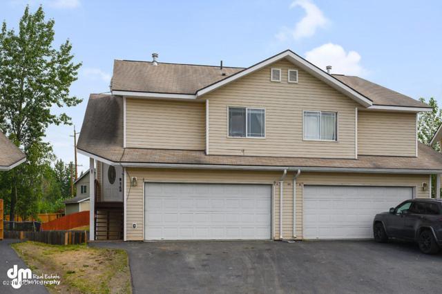 119 Burton Street #6A, Anchorage, AK 99504 (MLS #19-13392) :: RMG Real Estate Network | Keller Williams Realty Alaska Group