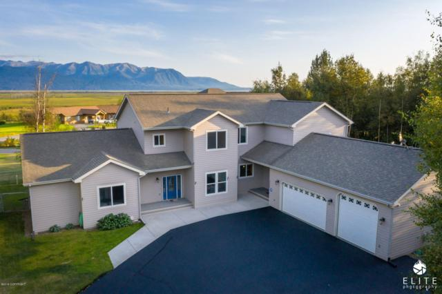 3105 S Charming Valley Loop, Palmer, AK 99645 (MLS #19-13437) :: RMG Real Estate Network | Keller Williams Realty Alaska Group