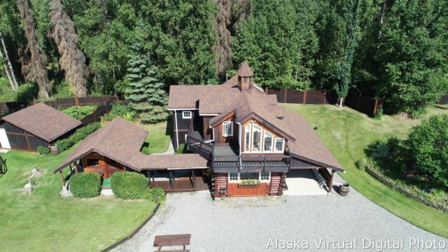 40327 Malaspina Loop, Talkeetna, AK 99676 (MLS #19-13704) :: RMG Real Estate Network | Keller Williams Realty Alaska Group
