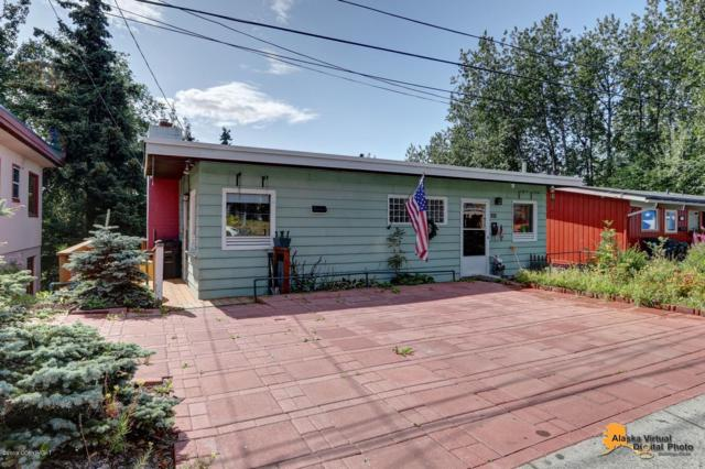 1016 W 16th Avenue, Anchorage, AK 99501 (MLS #19-13900) :: RMG Real Estate Network | Keller Williams Realty Alaska Group