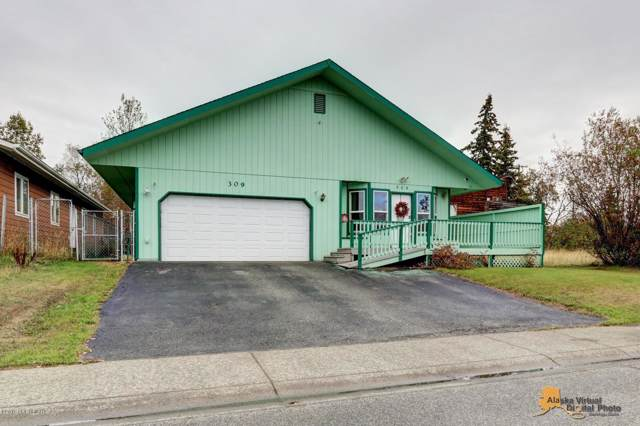 309 N Park Street, Anchorage, AK 99501 (MLS #19-15720) :: Wolf Real Estate Professionals