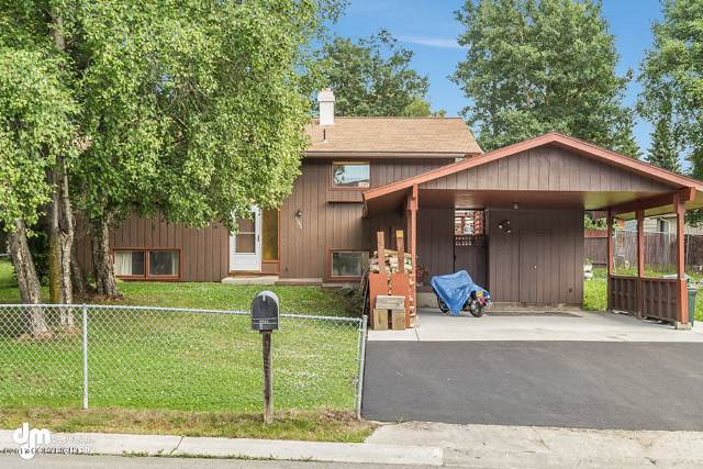 4901 Becharof Street, Anchorage, AK 99507 (MLS #19-15738) :: RMG Real Estate Network | Keller Williams Realty Alaska Group