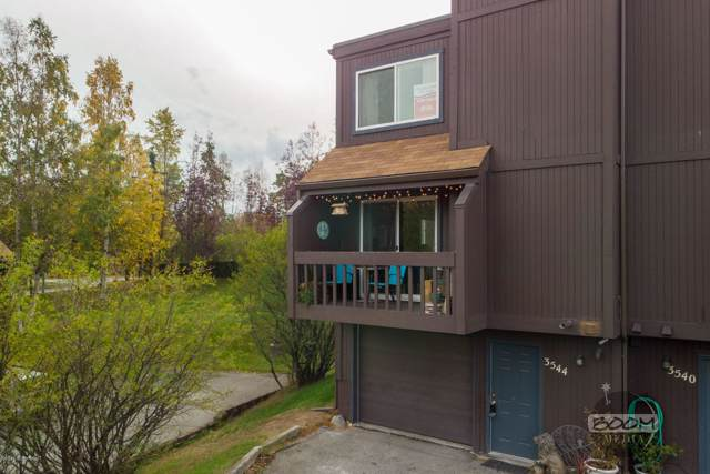 3544 Heartwood Place #170, Anchorage, AK 99504 (MLS #19-15890) :: Team Dimmick
