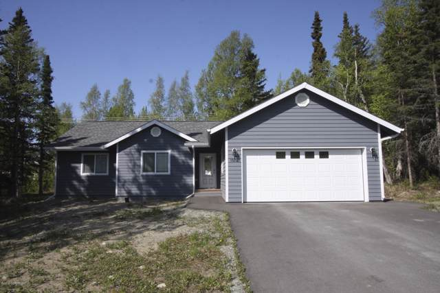 19237 Eagle River Road, Eagle River, AK 99577 (MLS #19-15898) :: Team Dimmick