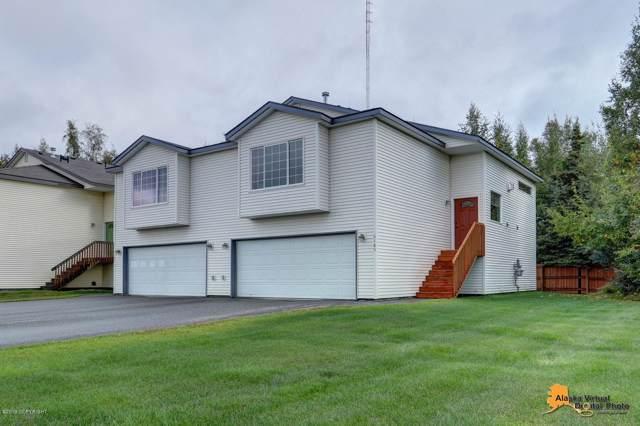 6185 Spruce Meadows Loop #B9, Anchorage, AK 99507 (MLS #19-15909) :: Alaska Realty Experts