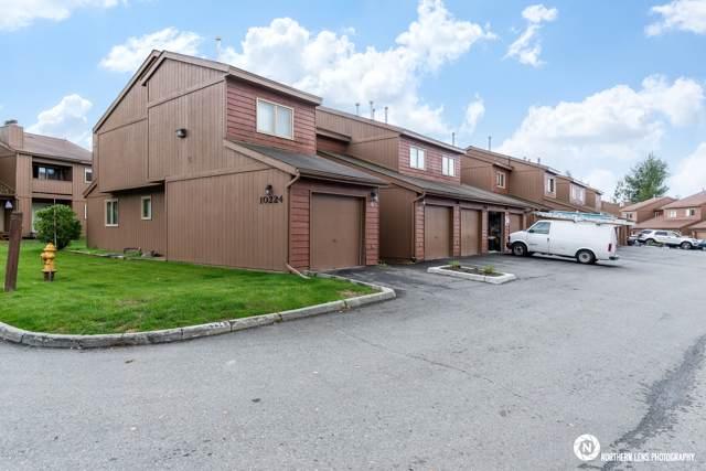 10224 Jamestown Drive #4E, Anchorage, AK 99507 (MLS #19-15930) :: Alaska Realty Experts