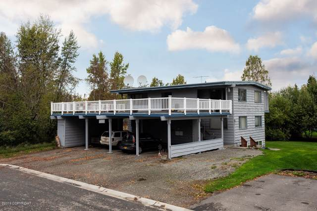 145 W 24th Avenue, Anchorage, AK 99503 (MLS #19-16036) :: Team Dimmick