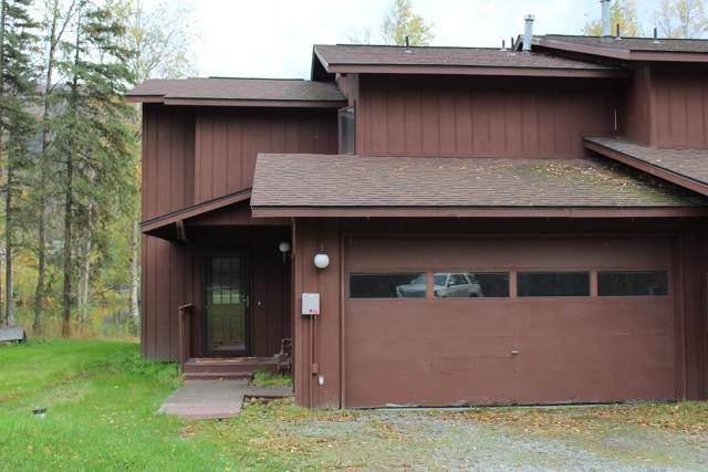 14831 W Lakeridge Drive #B, Eagle River, AK 99577 (MLS #19-16053) :: Team Dimmick