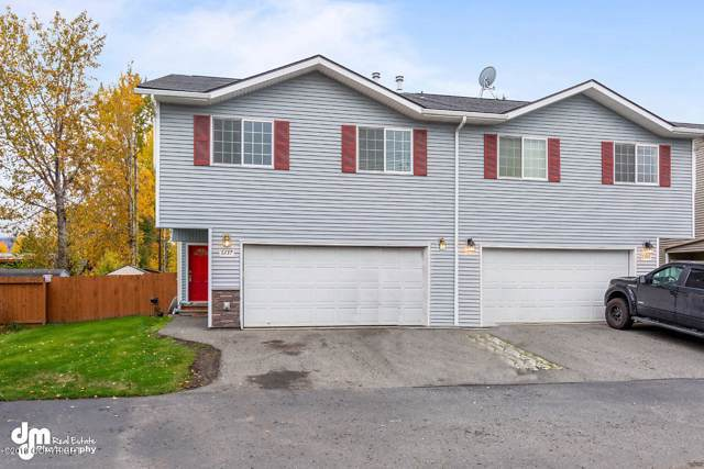 6437 E 10th Avenue, Anchorage, AK 99504 (MLS #19-16370) :: Core Real Estate Group