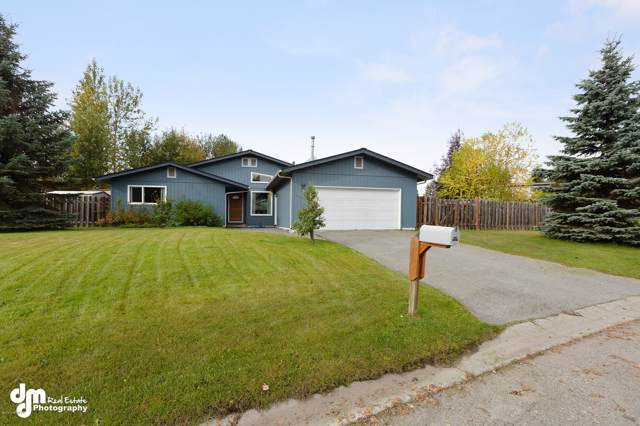 8420 Greenhill Way, Anchorage, AK 99502 (MLS #19-16398) :: Wolf Real Estate Professionals