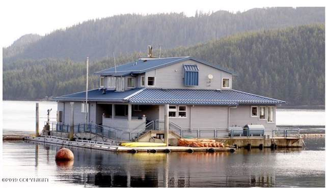 1 Floating Building, Thorne Bay, AK 99919 (MLS #19-16519) :: RMG Real Estate Network | Keller Williams Realty Alaska Group