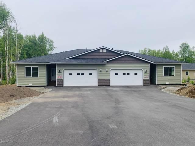 22933 Sherman Street #20, Chugiak, AK 99567 (MLS #19-16568) :: Core Real Estate Group
