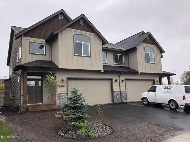 7686 Gate Creek Drive #72, Anchorage, AK 99502 (MLS #19-16612) :: Wolf Real Estate Professionals