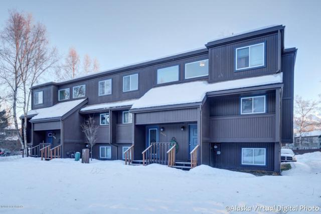 6424 Village Parkway #134, Anchorage, AK 99504 (MLS #19-167) :: Alaska Realty Experts