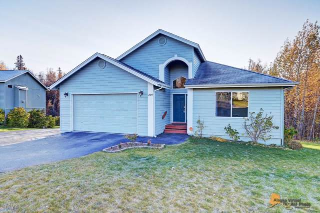2099 N Verde Drive, Palmer, AK 99645 (MLS #19-16820) :: Synergy Home Team