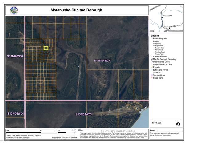 Tr 52 No Road, Wasilla, AK 99654 (MLS #19-16943) :: RMG Real Estate Network | Keller Williams Realty Alaska Group