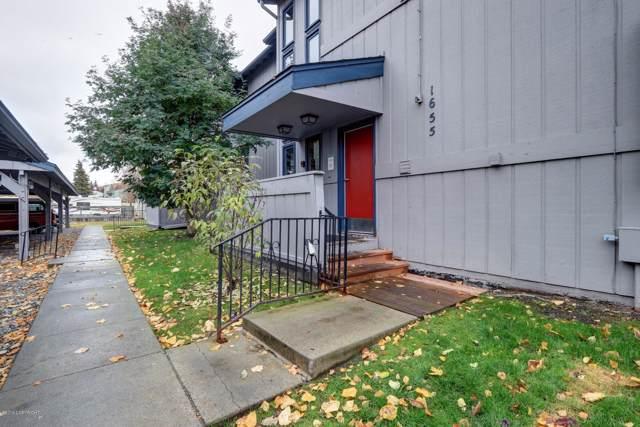 1655 S Sitka Street #104, Anchorage, AK 99501 (MLS #19-17041) :: RMG Real Estate Network | Keller Williams Realty Alaska Group