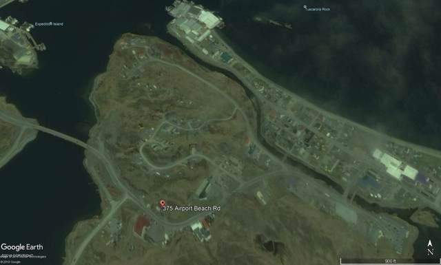 375 Airport Beach Road, Unalaska, AK 99685 (MLS #19-17086) :: Wolf Real Estate Professionals