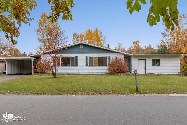2301 Paxson Drive, Anchorage, AK 99504 (MLS #19-17110) :: The Adrian Jaime Group   Keller Williams Realty Alaska