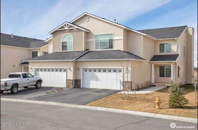 11309 Discovery View Drive #90, Anchorage, AK 99515 (MLS #19-17135) :: Wolf Real Estate Professionals