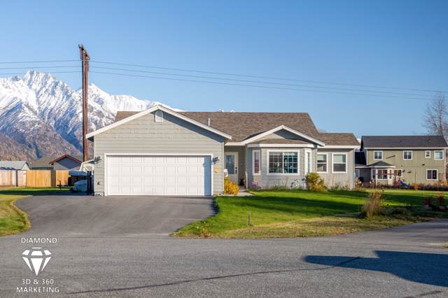 887 S Lariat Circle, Palmer, AK 99645 (MLS #19-17206) :: Synergy Home Team